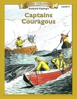Captains Courageous RL4.0-5.0 flip page EPUB for iPads, iP