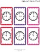 Capture 5- A game for telling time on the hour Valentine Edition!