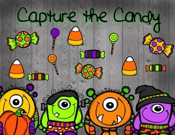 Capture the Candy! An exciting r-blend center!