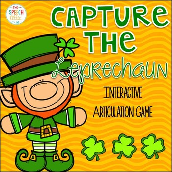 Capture the Leprechaun Early Sounds