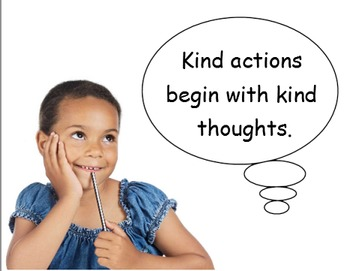 Encouraging Quotes for Kids #2 (SmartBoard)