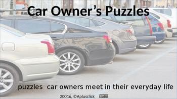Car Owner Math Puzzles