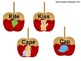 Caramel Apple Articulation Activity