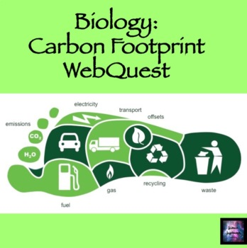Carbon Foot Print WebQuest