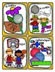 French Word Wall Card Collection - À L'ÉCOLE