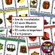 Card game to teach French/FFL/FSL: Bonne pioche - Cow-boys