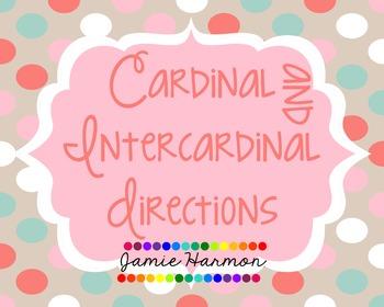 Cardinal and Intercardinal Directions