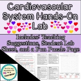 Cardiovascular System Science Lab Stations or Centers