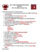 Cardiovascular System Test - Fill in the blank and answer key