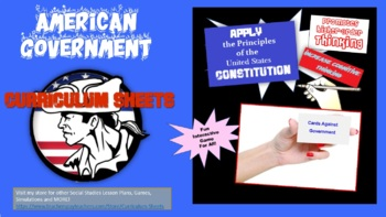Cards Against Government - A Game of Political Words (AP G