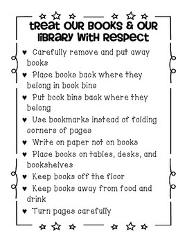 Care for Books & Library