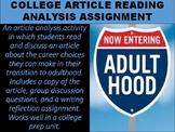 Career Article Analysis