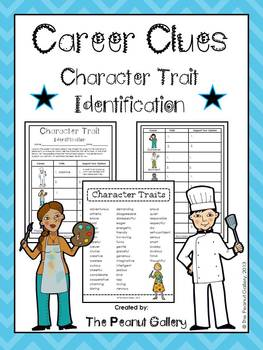 Career Clues (Character Traits)