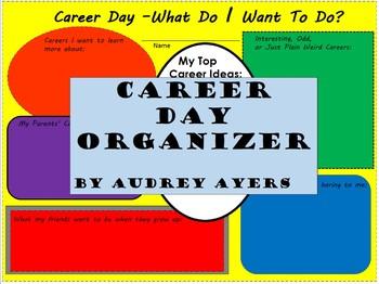 Career Day Organizer - Display - Activity