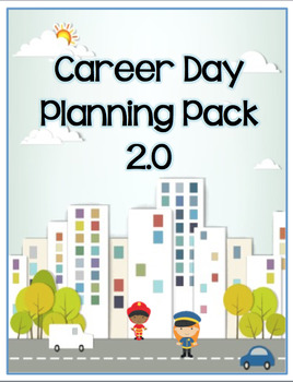 Career Day Planning Pack 2.0