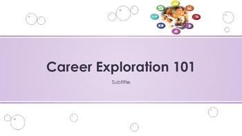 Career Exploration 101