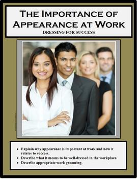 Vocational, DRESS FOR SUCCESS, Career Readiness, Career Ex