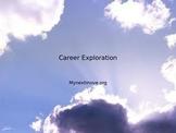 Career Exploration Powerpoint