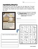 Career Lesson: Archaeologists & Hieroglyphics