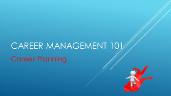 Career Planning Lesson