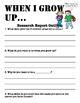 Career Report