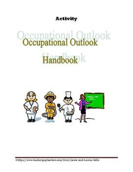 Career Research using Occupational Outlook Handbook