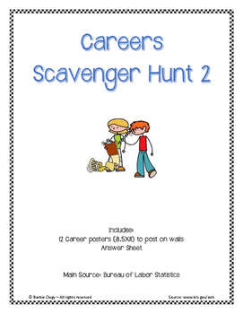 Career Scavenger Hunt 2