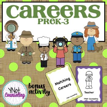 Careers: Activities for Grades PreK-2