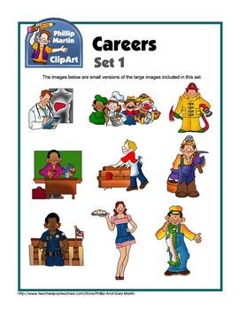 Careers Set 1