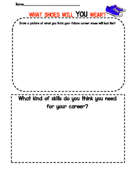 Careers- What shoes will YOU wear?