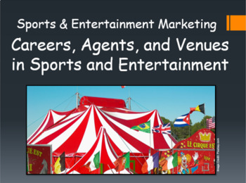 Careers and Planning in Sports and Entertainment