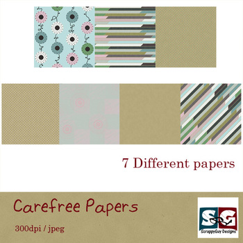 Carefree Paper Pack