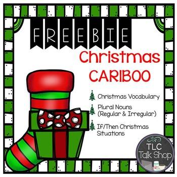 FREEBIE: Cariboo Christmas