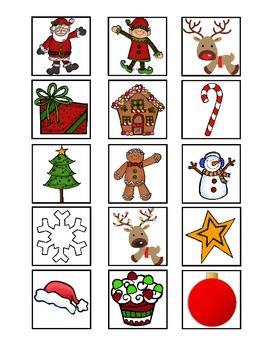 Cariboo Christmas Vocabulary