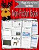 Reindeer Literacy Unit {Caribou Non-Fiction Common Core Al