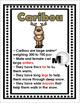 Reindeer / Caribou Science and Literacy - Reindeer Craft -