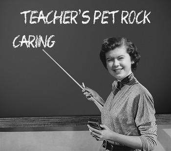 Caring MP3s by Teacher's Pet Rock