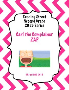 Carl the Complainer ZAP