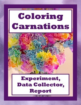 Plant Life - Carnation Dying Experiment & Report