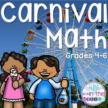 Carnival Math Centers