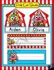 Carnival Theme Classroom Decor Pack - Circus Owls Theme