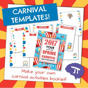 Carnival Templates!