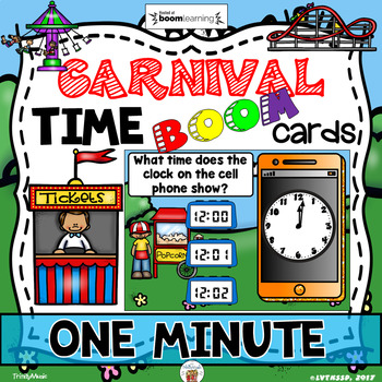 Carnival Time (One Minute)