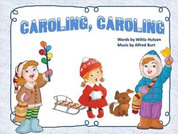 Caroling, caroling Christmas song