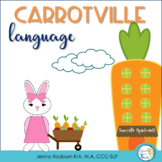 Carrotville: Spring Expressive Language Games