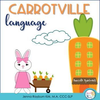 Carrotville: Spring Expressive Language Games