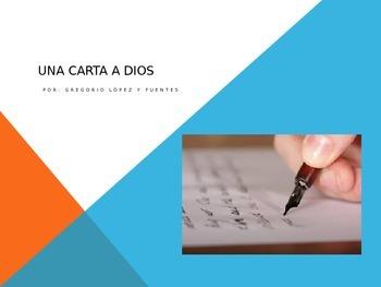 Carta a Dios