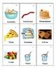 Cartas comidas del día