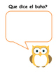 Cartel para Escribir Palabras de Uso Frecuente