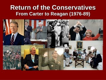 Carter-Reagan Era PowerPoint (1976-89)